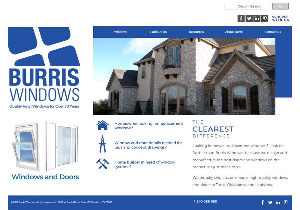 Burris Windows