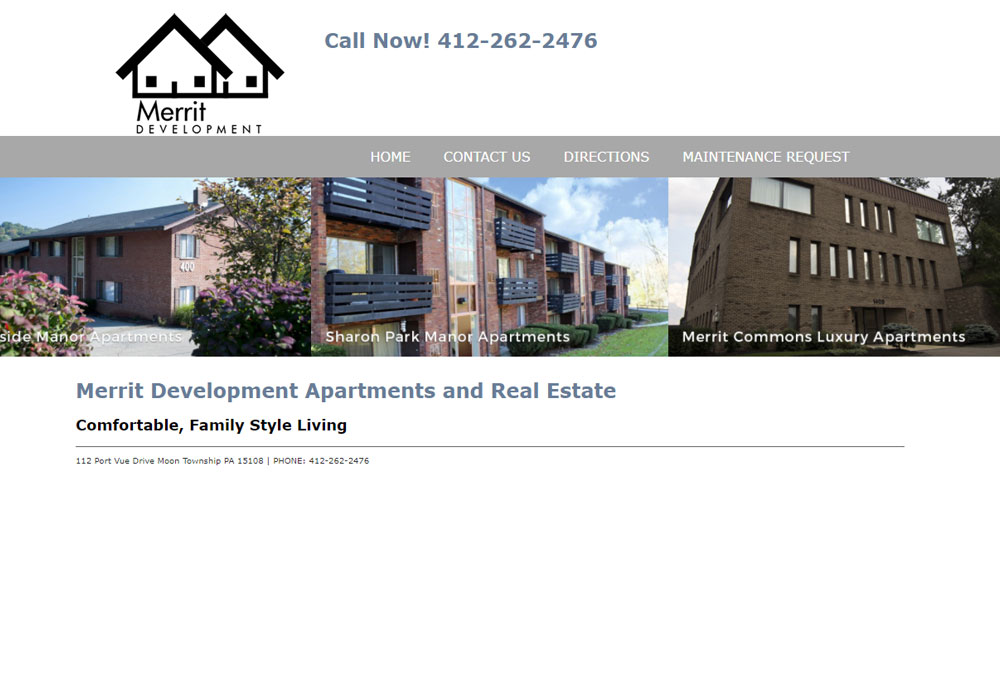 Merrit Property Developments