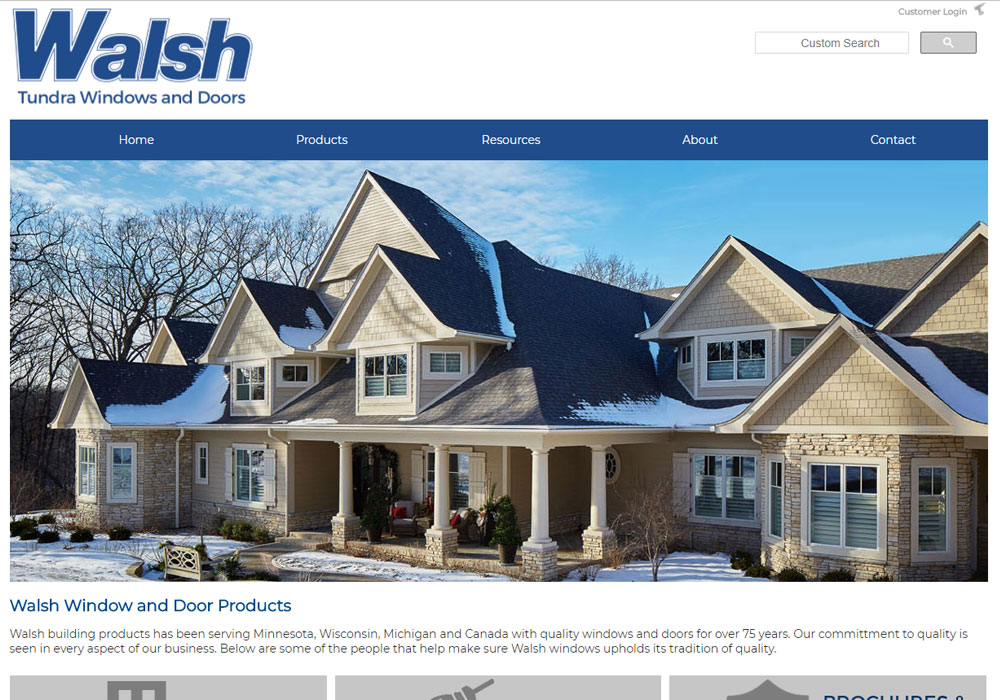 Walsh Windows